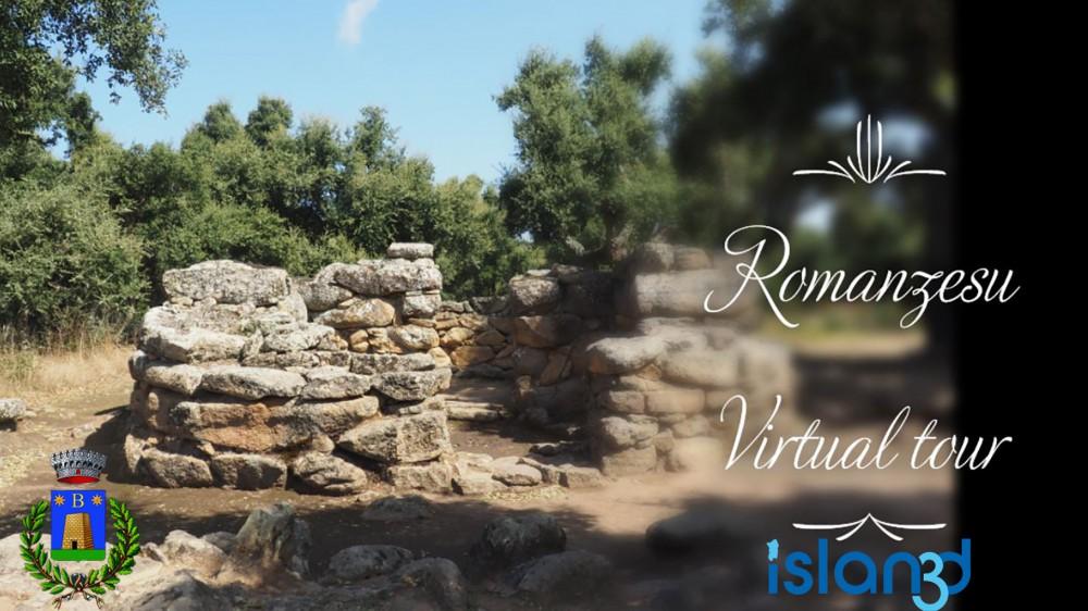 Romanzesu Virtual Tour
